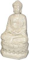 "Torre & Tagus 902279A Peaceful Buddha Resin Decor 11.5"" Statue"