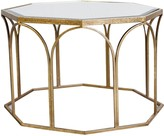 Canterbury of New Zealand Hudson Living Mirrored Glass Coffee Table