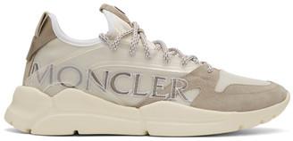 Moncler Grey Anakin Sneakers