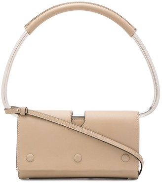 Stée Round-Top Handle Tote Bag