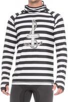 686 Airhole Thermal Balaclava Shirt - UPF 30+, Long Sleeve (For Men)