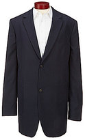 Perry Ellis Big & Tall Solid Textured Jacket