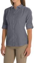 Mountain Hardwear Keralake Shirt - Button Front, Long Sleeve (For Women)