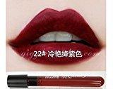 Remeehi Beauty Makeup Waterproof Lip Pencil Lipstick Lip Gloss 38 Colors to Choose #22