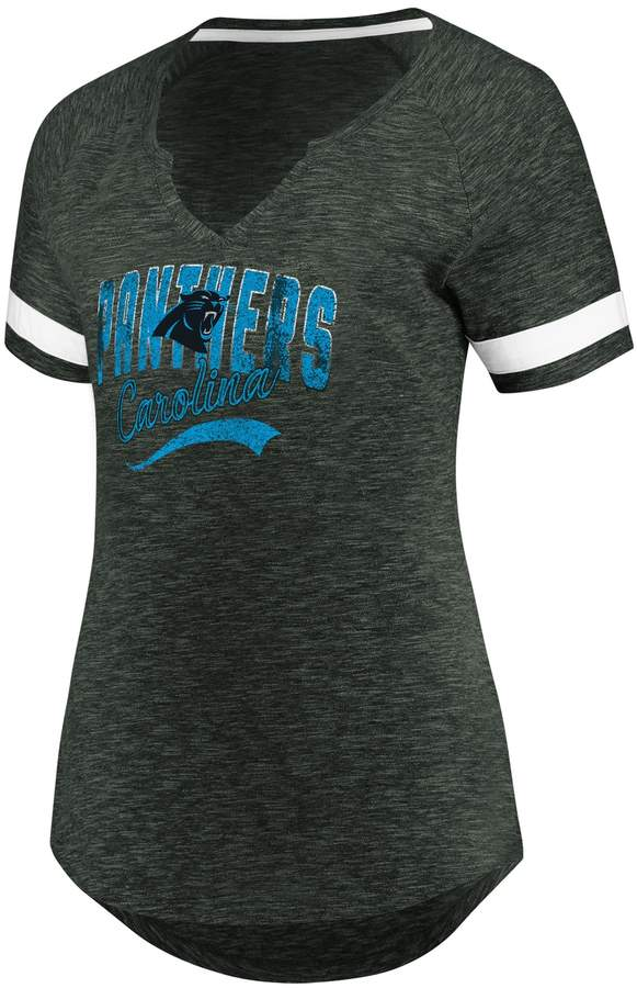 f859e75f Women's Carolina Panthers Go For Two Tee