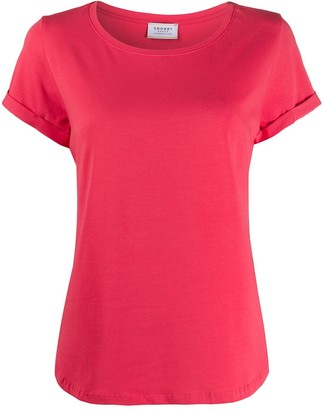 Snobby Sheep curved-hem T-shirt