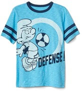 Gap GapKids | The Smurfs athletic graphic tee