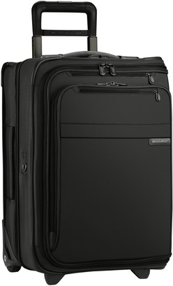 Briggs & Riley Domestic Carry-On Upright Garment Bag, Black
