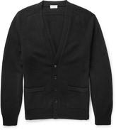 Saint Laurent Slim-Fit Fine-Knit Cashmere Cardigan