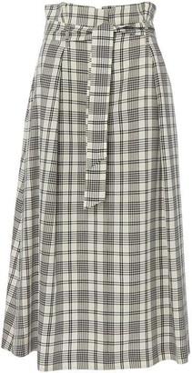 Max Mara Weekend Gommoso tie waist skirt