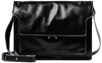 Marni Soft Trunk Medium leather shoulder bag