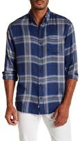 Weatherproof Brushed Flannel Regular Fit Shirt