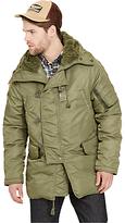Denim & Supply Ralph Lauren Bomber Jacket, Tent Green
