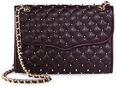 Rebecca Minkoff Affair Studded Quilted Shoulder Bag
