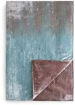 Kevin O'Brien Studio Knotted Silk Velvet Throw - 100% Exclusive