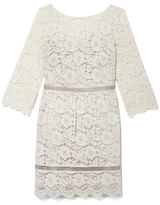 VC Vince Camuto Lace A-line Dress