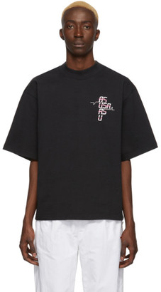 Pyer Moss Reebok By Reebok by Black Collection 3 Graphic T-Shirt