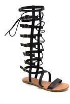 Qupid Athena Gladiator Sandal