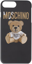 Moschino Teddy iPhone 6+ case - women - PVC - One Size