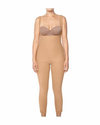 Leonisa Women's Entire Body Shaper with Side Zippers