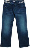 Armani Junior Denim pants - Item 42572382