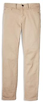 DL1961 Boys' Brady Slim Straight Twill Pants - Big Kid