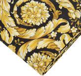 Versace Barocco 14 Flat Sheet - 270x305cm - Black/Gold