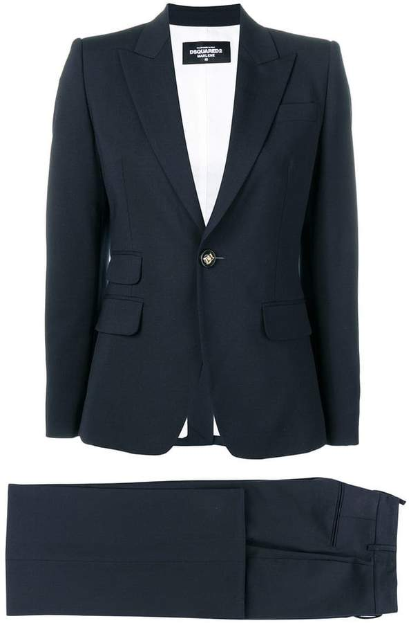 DSQUARED2 Marlene two piece suit