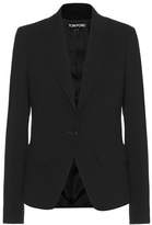 Tom Ford Cotton-blend Blazer