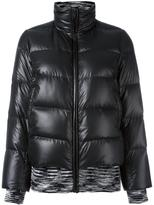 M Missoni blurry stripes detailing jacket