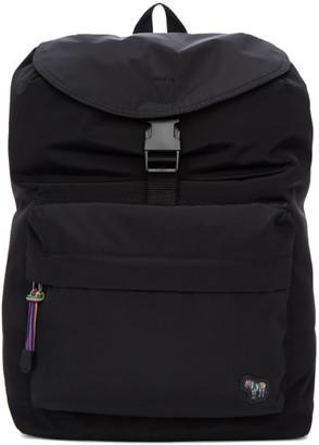 Paul Smith Black Zebra Backpack