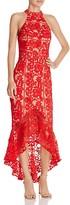 Jarlo Lace High/Low Dress