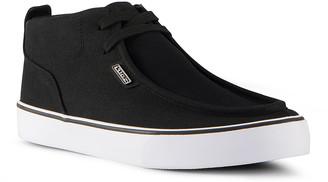 Lugz Men's Casual boots BLACK/WHITE - Black & White Strider 2 Chukka Boot - Men
