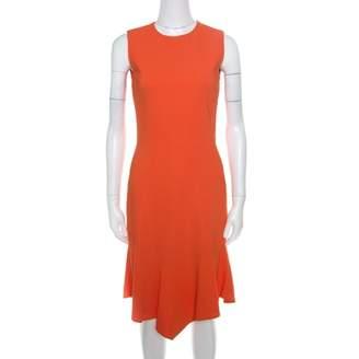 Givenchy Orange Viscose Dresses