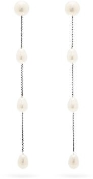 Sophie Buhai Faux-pearl Drop Earrings - Pearl