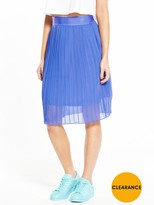 adidas Ocean Elements Pleated Skirt