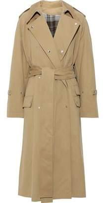 Acne Studios Washed Cotton-gabardine Trench Coat