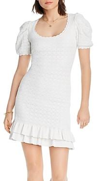 Lini Rebecca Ruffled Hem Knit Dress - 100% Exclusive