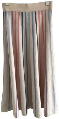 Temperley London Multicolour Wool Skirts