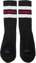 Vetements Tennis Socks