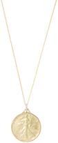 Janis Savitt Women's 18K Yellow Gold & 0.22 Total Ct. Diamond Liberty Dollar Pendant Necklace