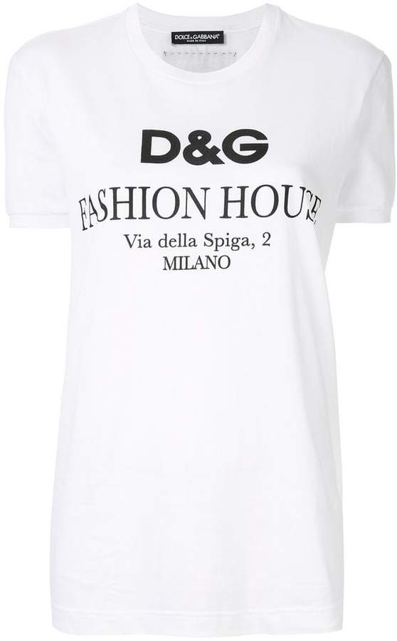 23ae2335 Dolce & Gabbana T-shirts Print - ShopStyle