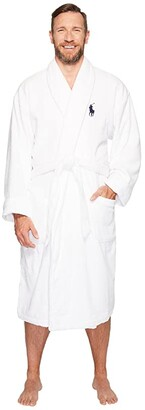 Polo Ralph Lauren Big Velour Kimono Robe