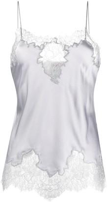 Ermanno Scervino Lace Panel Camisole