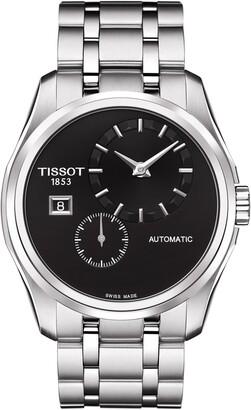 Tissot Men's Couturier Automatic Bracelet Watch, 39mm