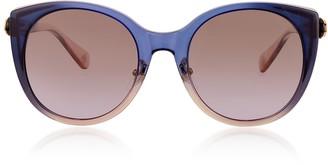 Gucci GG0369S Cat-Eye Acetate Sunglasses