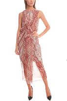 Zimmermann Rhythm Drape Tunic Dress