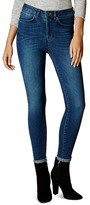 Karen Millen Skinny Jeans in Mid Wash Denim