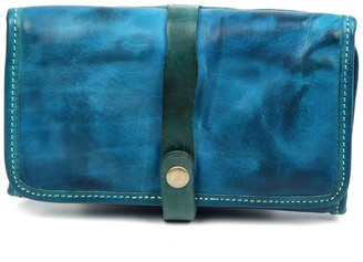 Old Trend Out West Leather Clutch