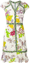 Etro floral shift dress - women - Silk/Viscose - 46